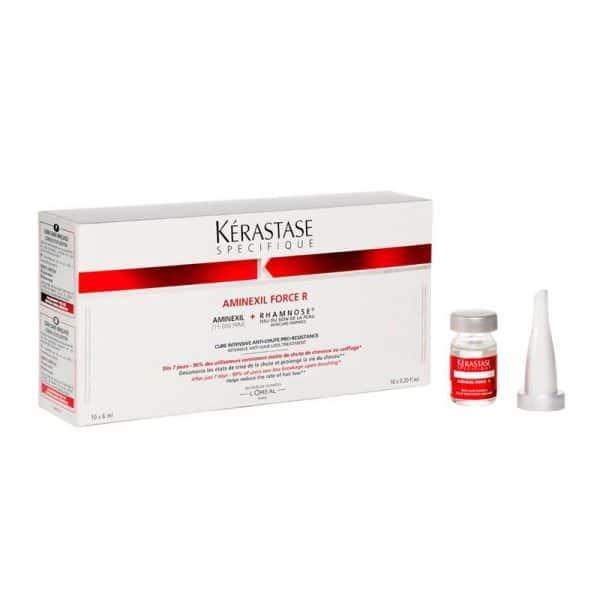 Anticaida Aminexil x 10 ampollas