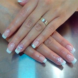 Ejemplo de uñas de gel